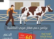 إعانة صغار مربي الماشية