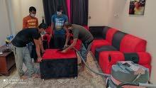 متخصصون في تنظيف الفلل والشقق
