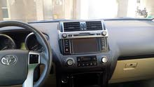 Manual Beige Toyota 2014 for sale