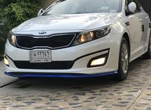 Kia Optima car for sale 2016 in Karbala city