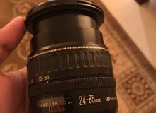 canon 24-85mm portrait lens