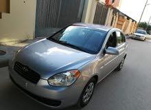 Gasoline Fuel/Power   Hyundai Accent 2008