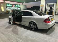 10,000 - 19,999 km Mercedes Benz E550 2007 for sale