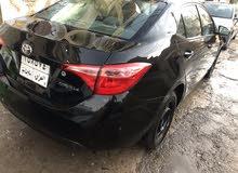 Toyota Corolla 2017 For sale - Black color