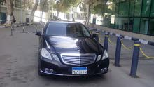 Mercedes Benz E 250 in Cairo for rent