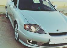 Hyundai Tuscani car for sale 2003 in Benghazi city