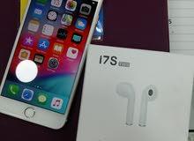 جهاز iphone 7 plus 128GB للبيع بسعر مغري 300 دينار