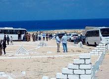 اراضي للبيع فى مرسي مطروح