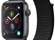 Apple Watch Nike+ S4 44mm Black Nike Sport Band