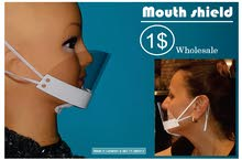 Mouth shield