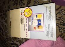 جهاز لتسخين الرضاعات والاطعمه للبيبي وحامل للاطفال
