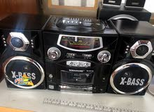 راديو ومسجل
