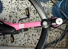 دراجة أطفال (بناتي) لون زهري