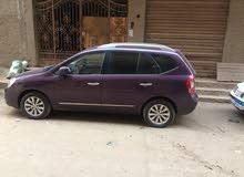 سيارة كيا كارنز موديل 2011 حالة نادرة للبيع