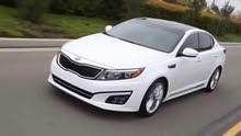 Automatic  Kia 2015 for rent