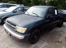 Gasoline Fuel/Power   Toyota Tacuma 1998