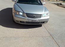 Hyundai Azera 2009 - Misrata