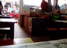 مطعم أسماك في سوق الاحد باب 7