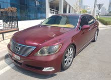 LS460 LARGE 2008 FOR SALE