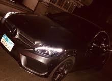 مرسيدس c180 2019 للايجار اسبوعي -شهري بالسائق وبدون