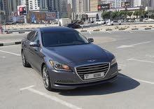 Hyundai Genesis 2015 full option V8