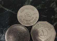 عملات معدنية قديمة عربية