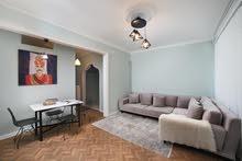 اربع غرف غرفة نوم وصاله في شيشلي للايجار اليومي والشهريه