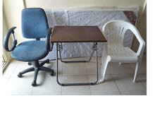 طاولة/كرسي مكتب لابتوب كمبيوتر متحرك