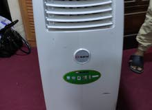 Electra movable A/C