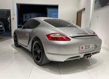 Porsche Cayman S clean