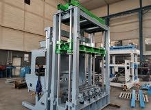 Machine à bloc stationnaire : 6 900 blocs/8h
