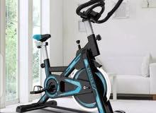 الدراجة الرياضيه المنزليه للياقة والتنحيف/ تنحيف وشد ترهلات الجسم
