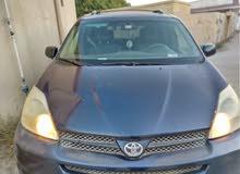 Toyota SIENNA 2005 MODEL