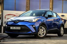 Toyota Ch-r 2020 Dynamic  بسعر مميز جدا عداد صفر