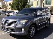 LX 570 model 2013 for sale