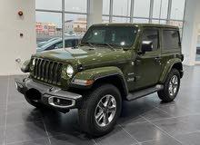 Jeep Wrangler Sahara 2021 (Under Warranty)