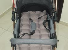 Poussette bébé et enfant landau à 4 roues