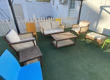 كراسي للحديقة الخارجية Outdoor garden chairs