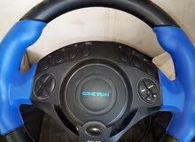 محاكي دركسون سوني 2 لألعاب السيارات