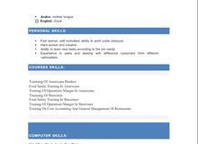 مدير تشغيل ابحث عن عمل Operating manager looking for work
