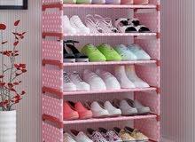 دولاب خزانة احذية جواتي الحجم: 58 * 30 * 159 سم