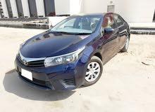 for Sale Corolla 2015 dark blue