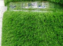 يتوفر لدينا عشب صناعي السوبر 45 ملي ذو جوده عاليه