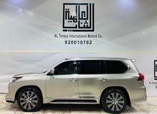 » جيب لكزس 2016 سعودي LX570 فل كامل محول 2021