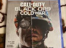 للبيع call of duty cold war  جديد مب مستعمل