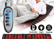 heater massage mat mattress