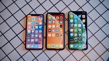 شاشات ايفون والزجاج الخلفي باسعار مميزة