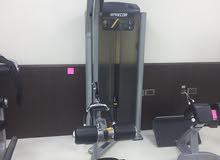 توفير معدات رياضية وتأثيث صالات رياضية