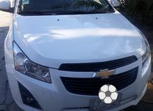 Chevrolet Cruze 2013 For sale - White color