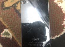 ايفون 4 ذاكره 16 مكفول من كلشي الاصلي بسعر 50 الف فقط شاشه خلفيه مكسوه